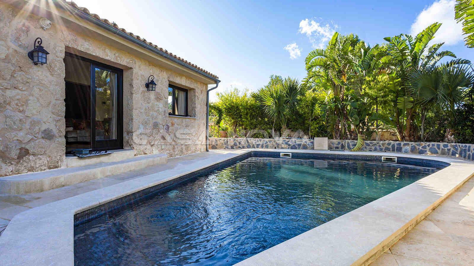 Exklusive Mallorca Villa in bester Lage