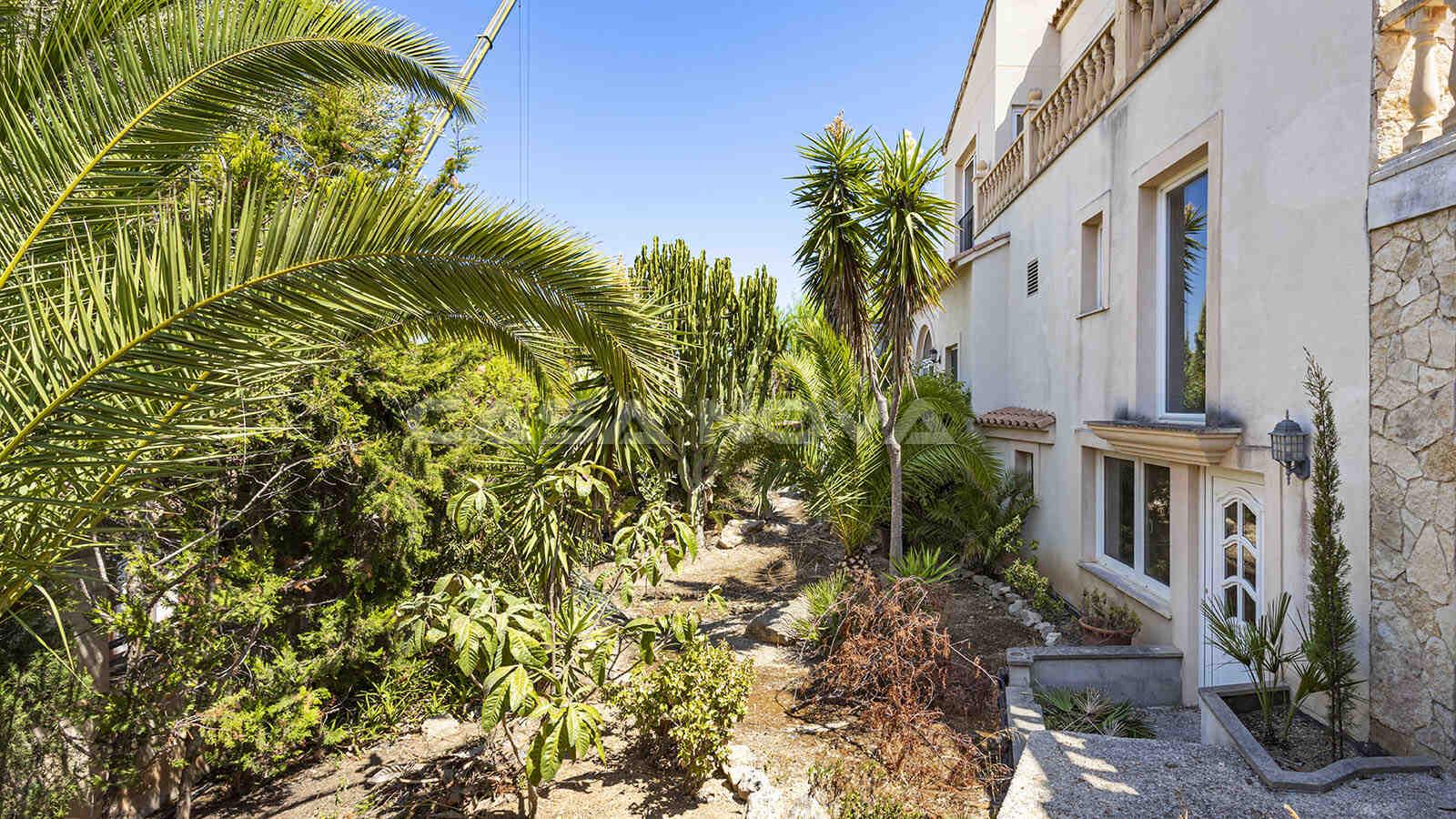 Umbauprojekt einer Mallorca Villa
