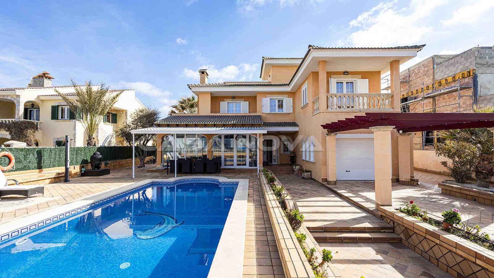 Mediterrane Mallorca Villa mit Pool