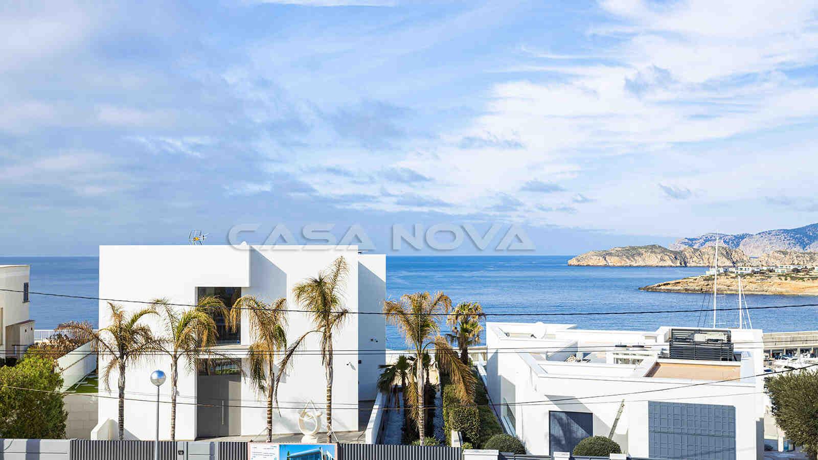 Exklusive Wohnlage mit Meerblick in Hafennähe