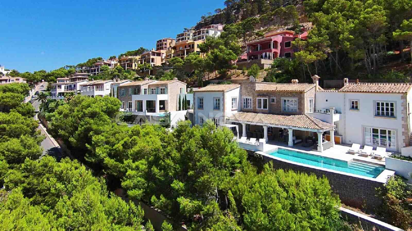 Idyllische Mallorca Villa mit inseltypischem Flair