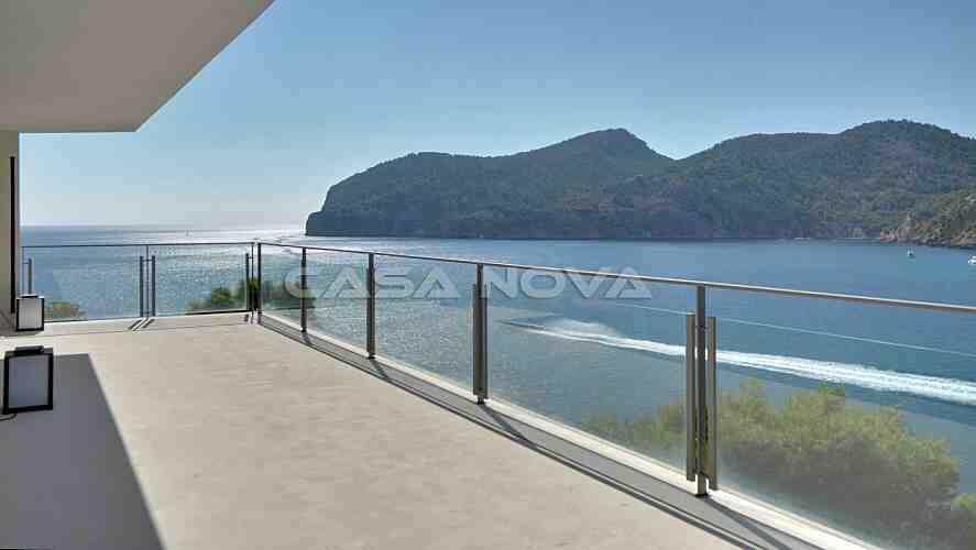 Mallorca Villa in 1. Meereslinie und tollem Blick