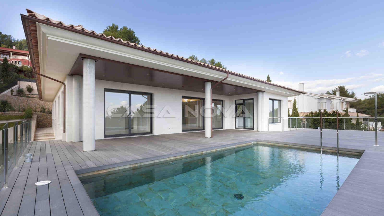 Son Vida: hochwertige Neubau-Villa in Luxus-Golf-Wohnlage