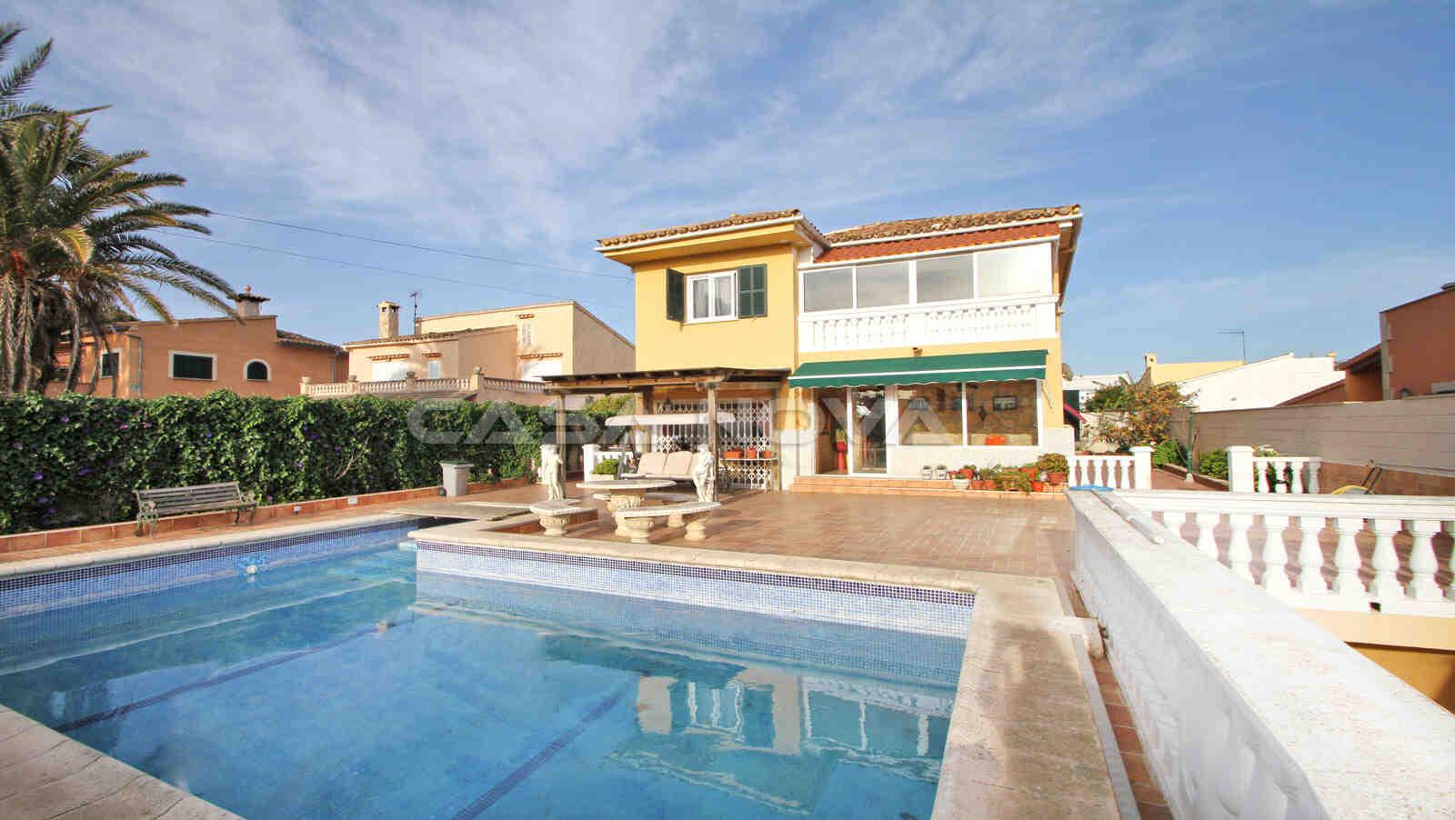 Haus mit Pool in El Toro
