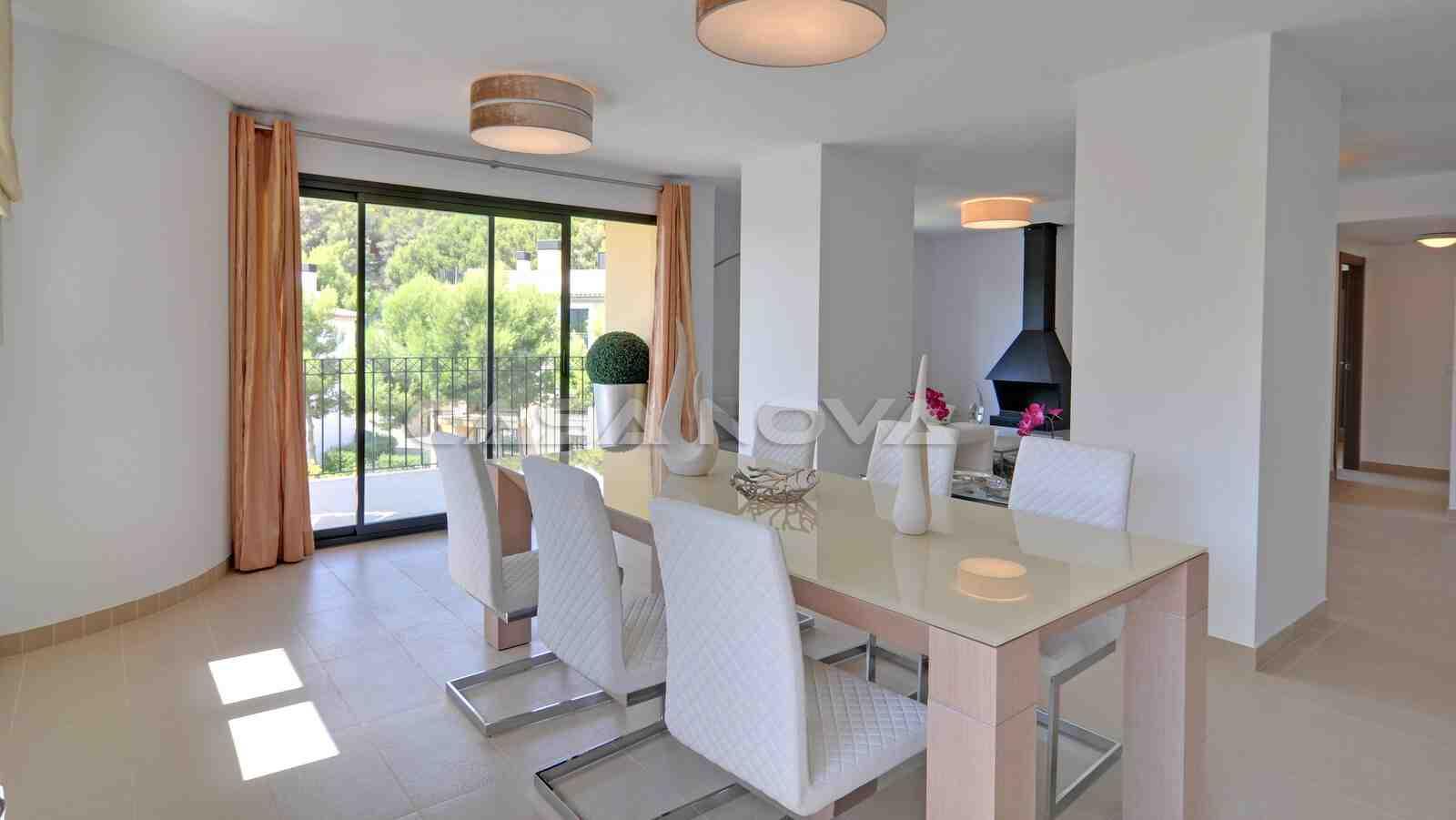 Erdgeschoß-Apartment mit privatem Garten