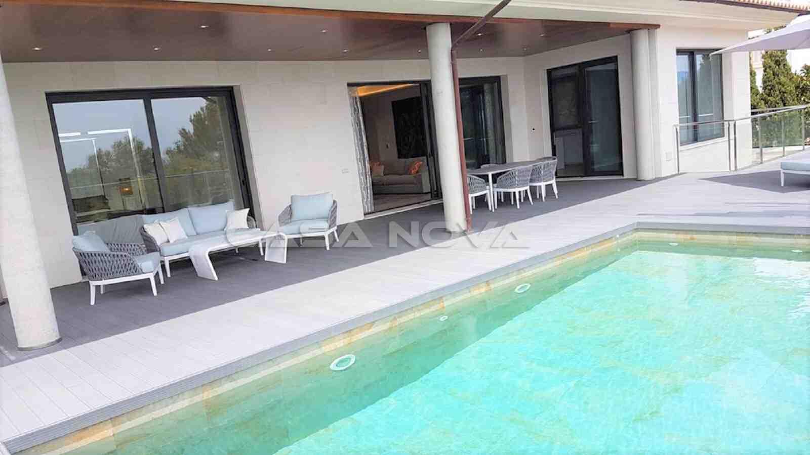 Luxus Immobilie Mallorca mit Pool