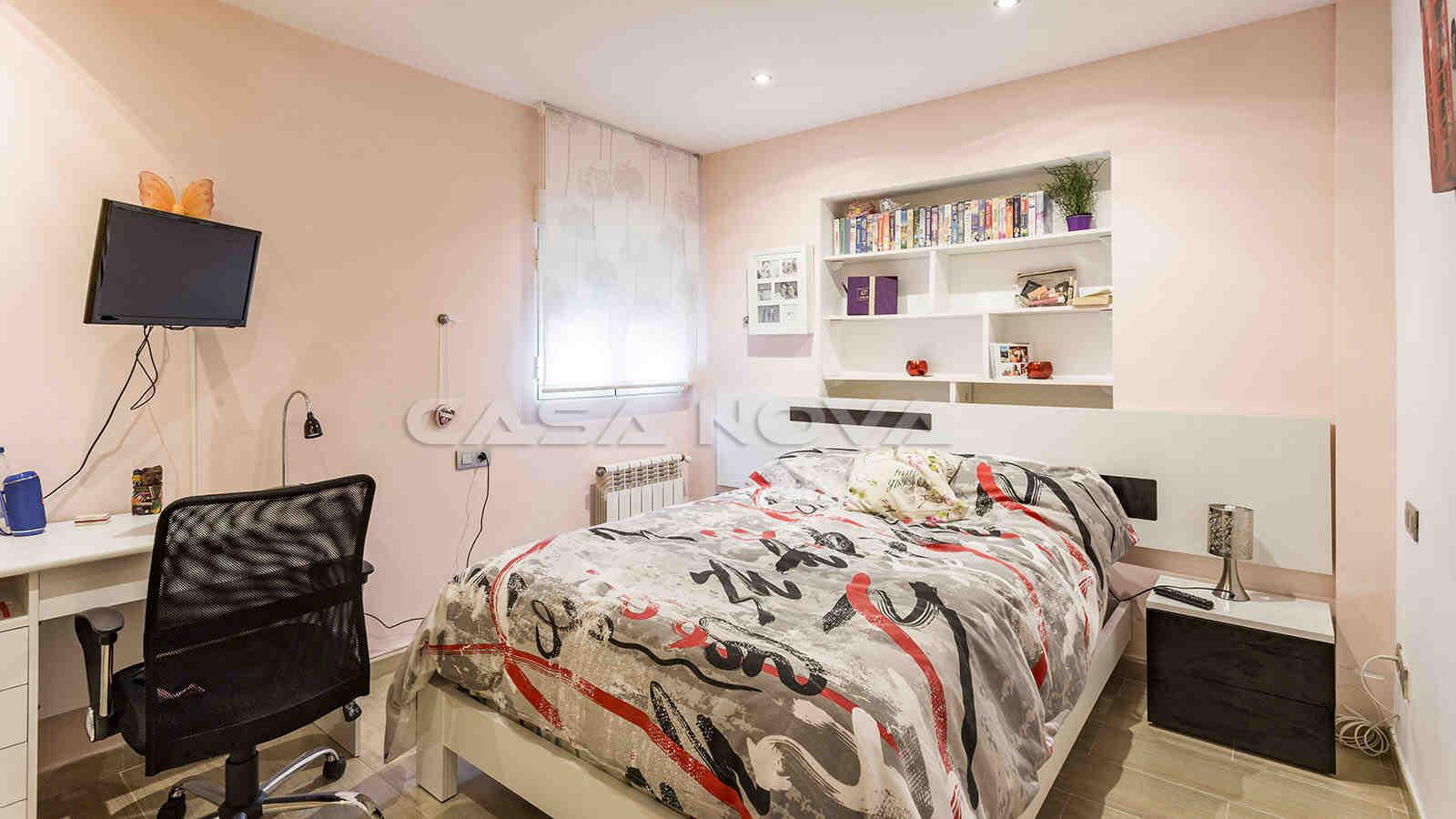 Drittes Schlafzimmer der Mallorca Immobilie