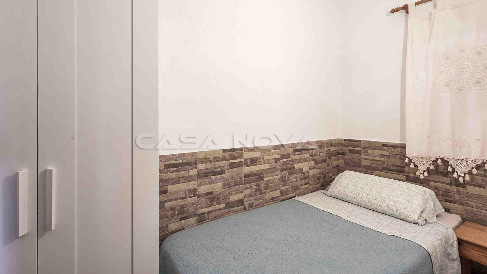 Viertes Schlafzimmer der Immobilie in Paguera