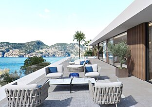 Baugrundstück Mallorca mit traumhaftem Meerblick