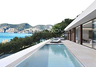 Traumhaftes Baugrundstück Mallorca mit Meerblick