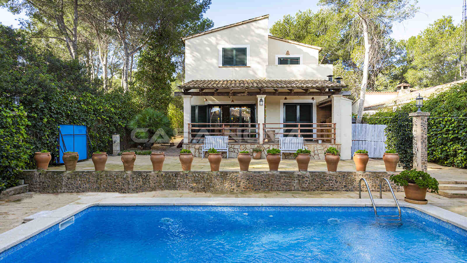 Herrliche Villa Mallorca mit Pool