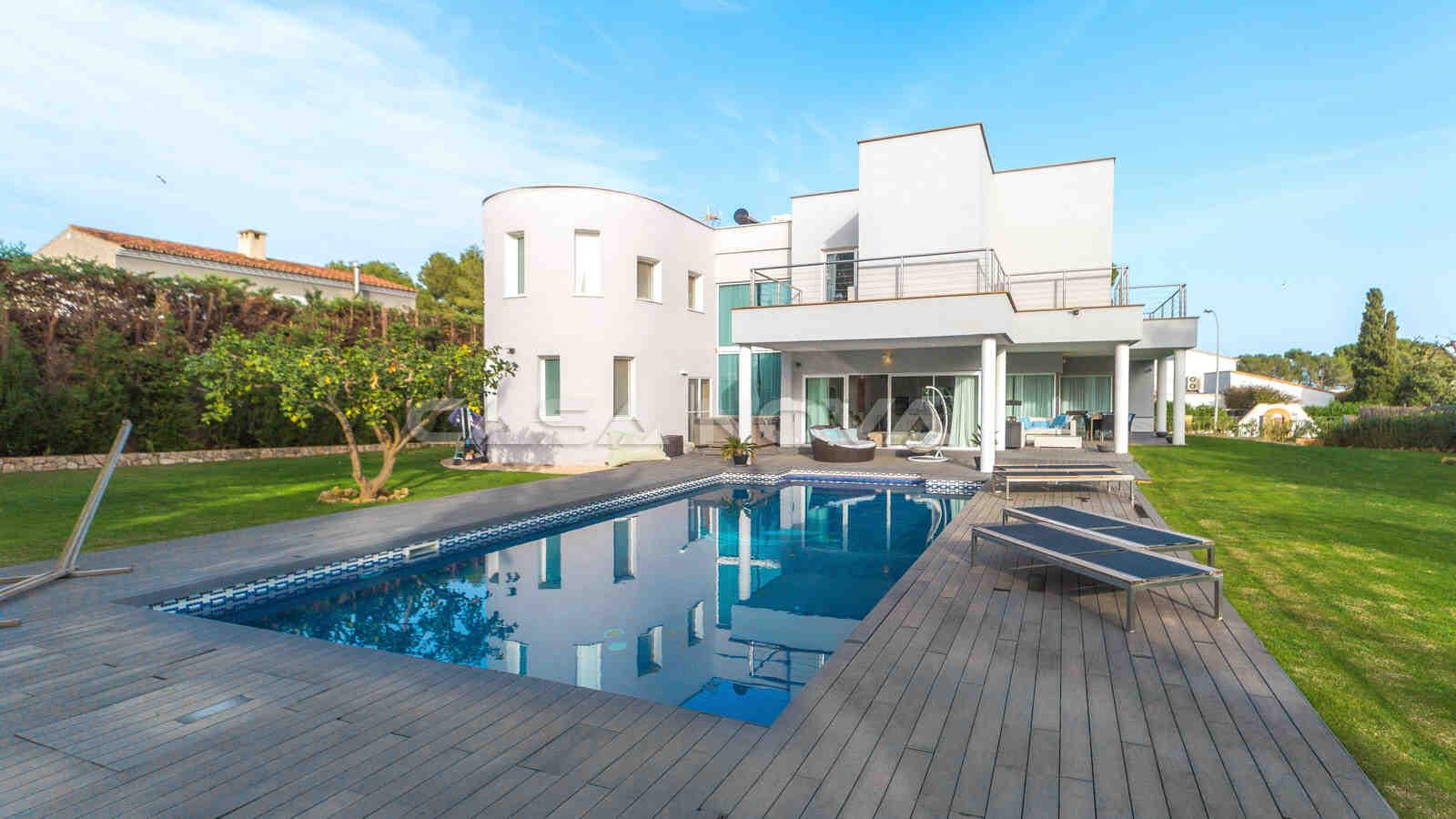 Elegante Mallorca Immobilie auf einem grosszügigen Grundstück