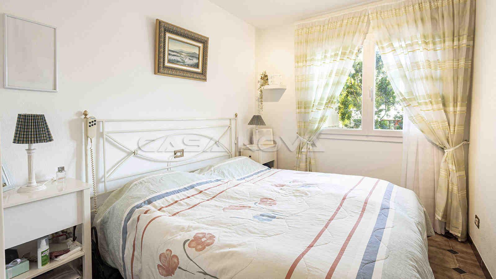 Charmantes Hauptschlafzimmer mit Bad en Suite