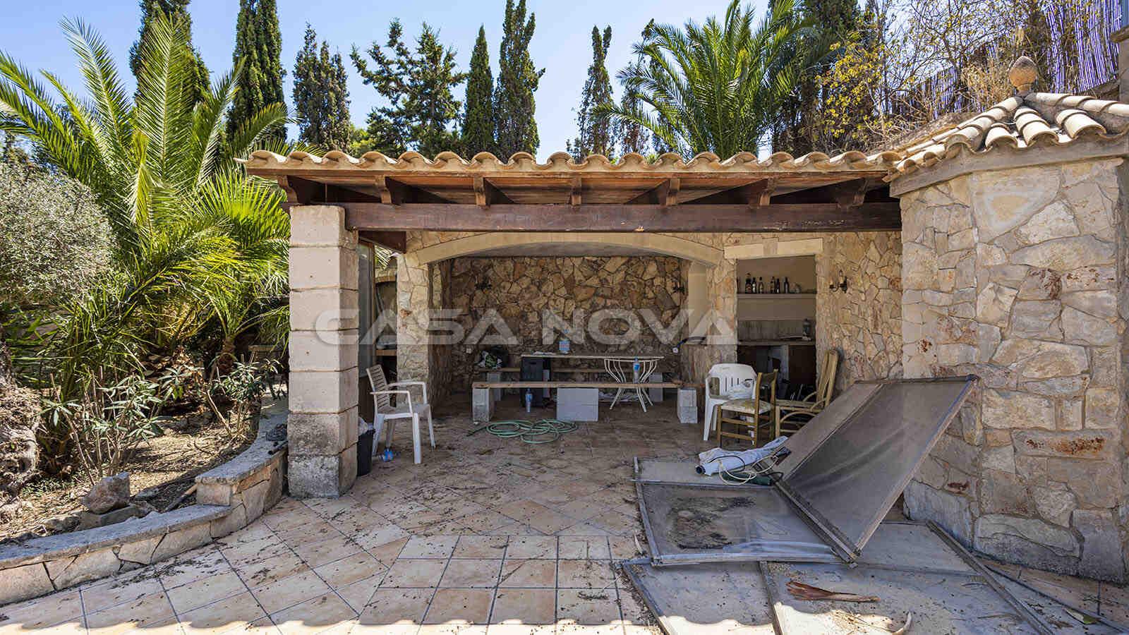 Ref. 2402842 - Umbauprojekt einer Mallorca Villa