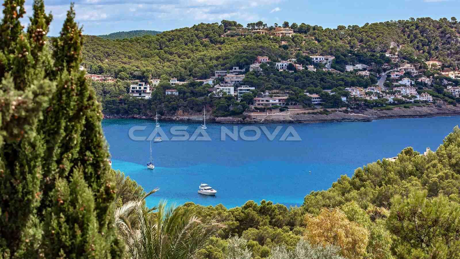 Traumhafter Panorama Meerblick von der Villa