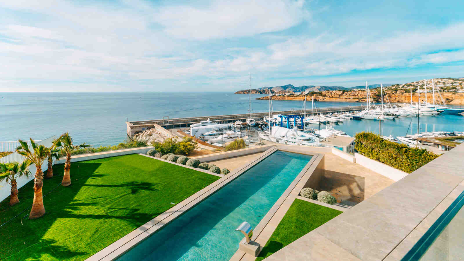 Atemberaubende Villa Mallorca mit traumhaftem Blick