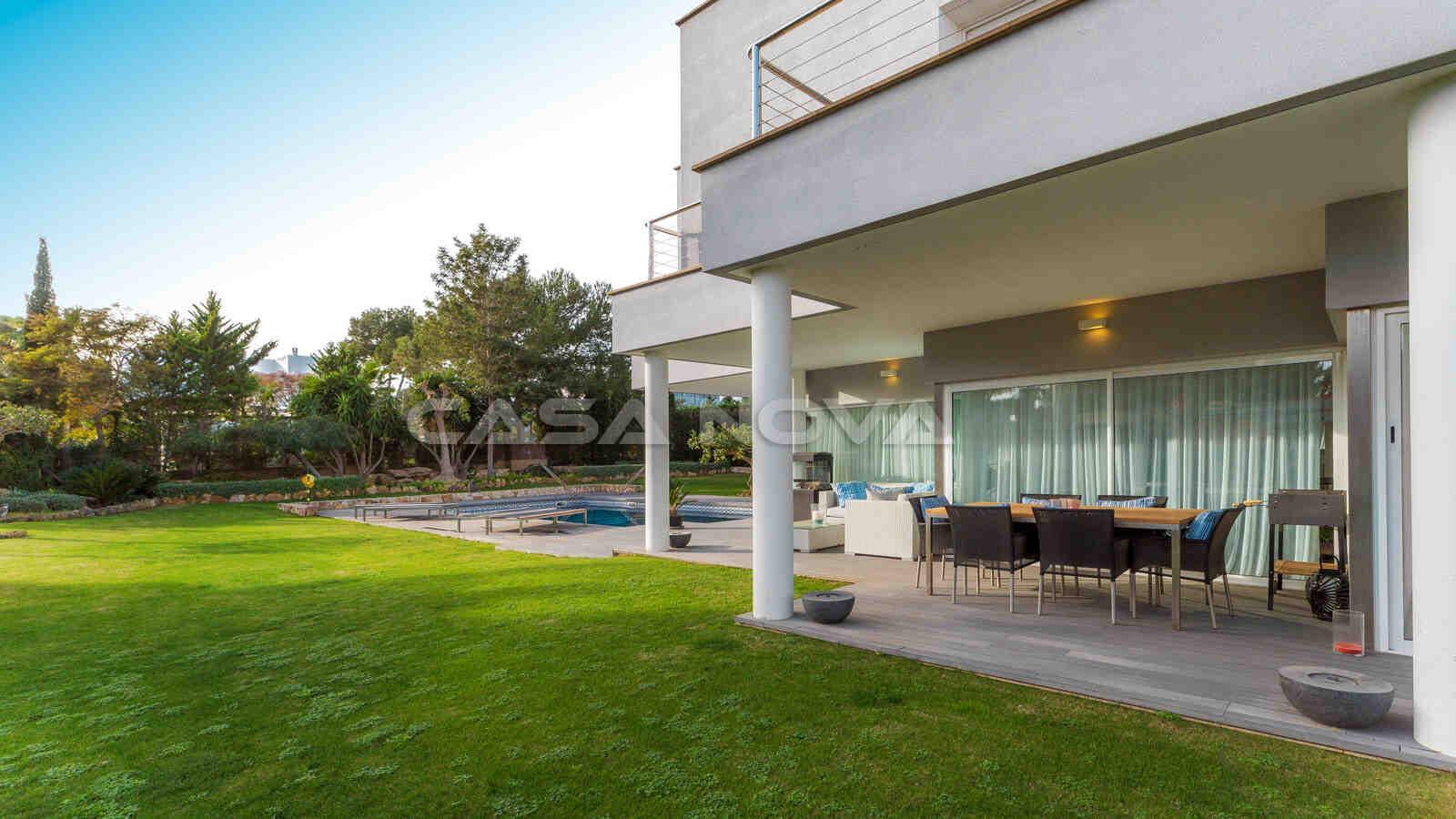 Moderne Villa Mallorca mit grossem Garten