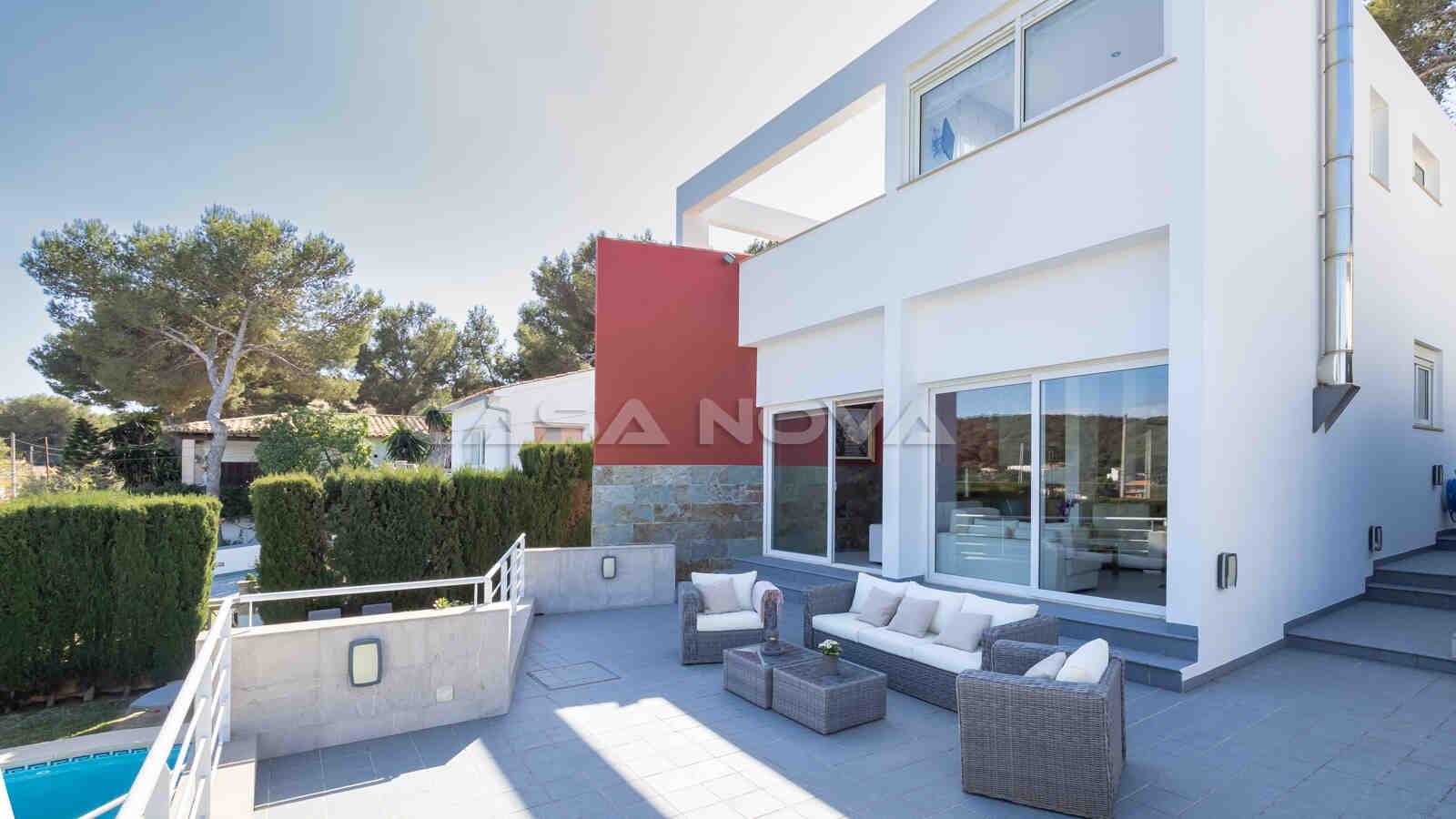 Tolle Mallorca Villa mit Pool in beliebter Lage