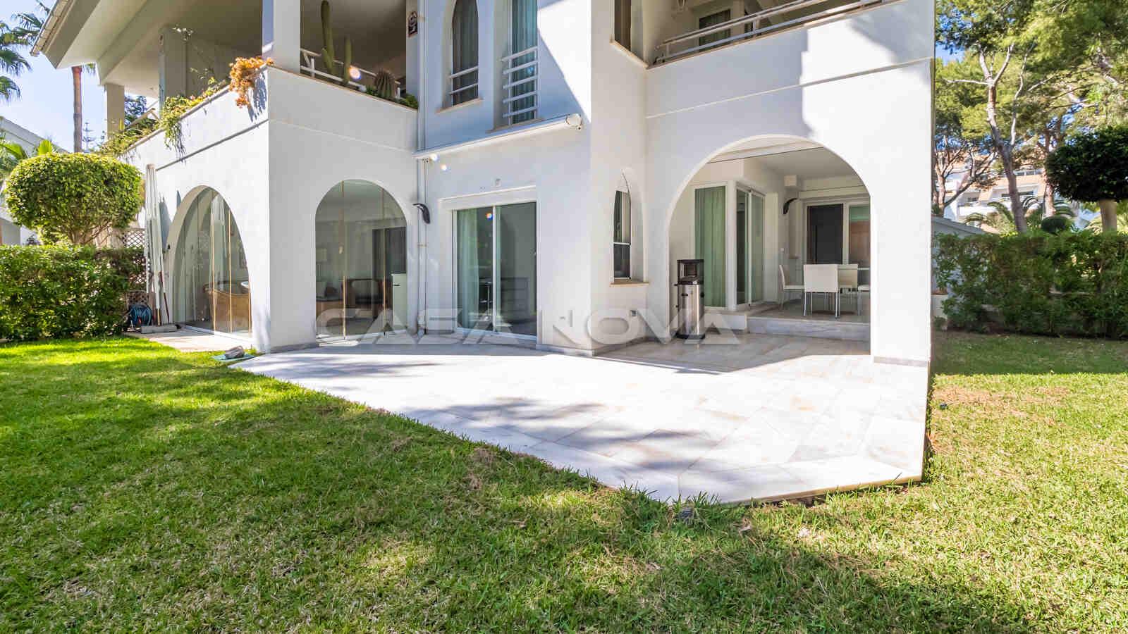 Top Mallorca Apartment in beliebter Wohnresidenz