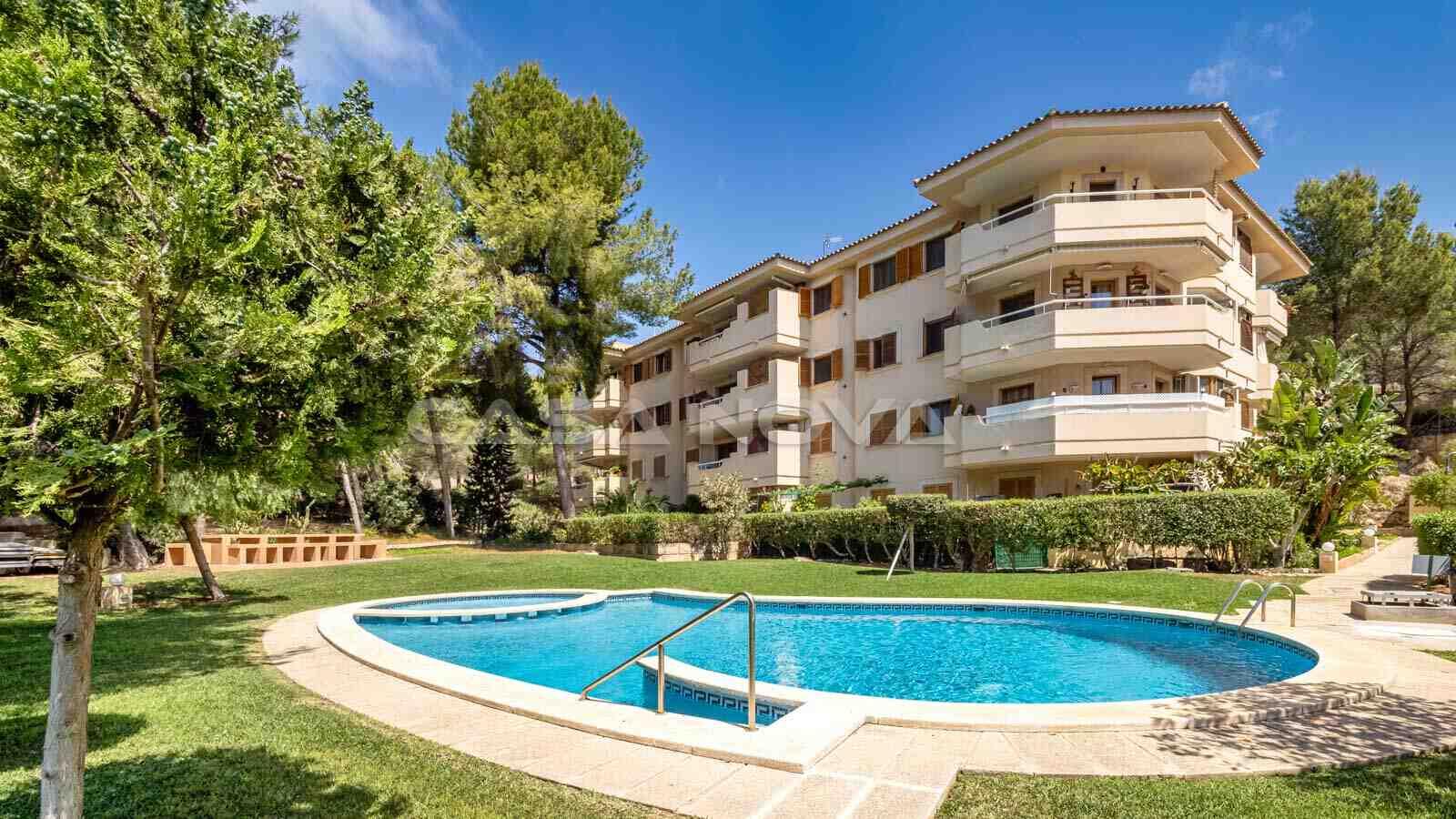 Hübsches Penthaus Mallorca in zentraler Lage
