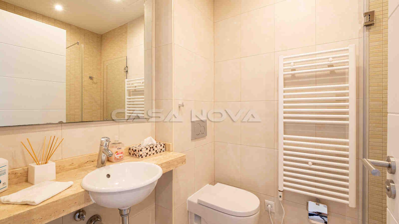 Zweites Badezimmer dieser Mallorca Immobilie