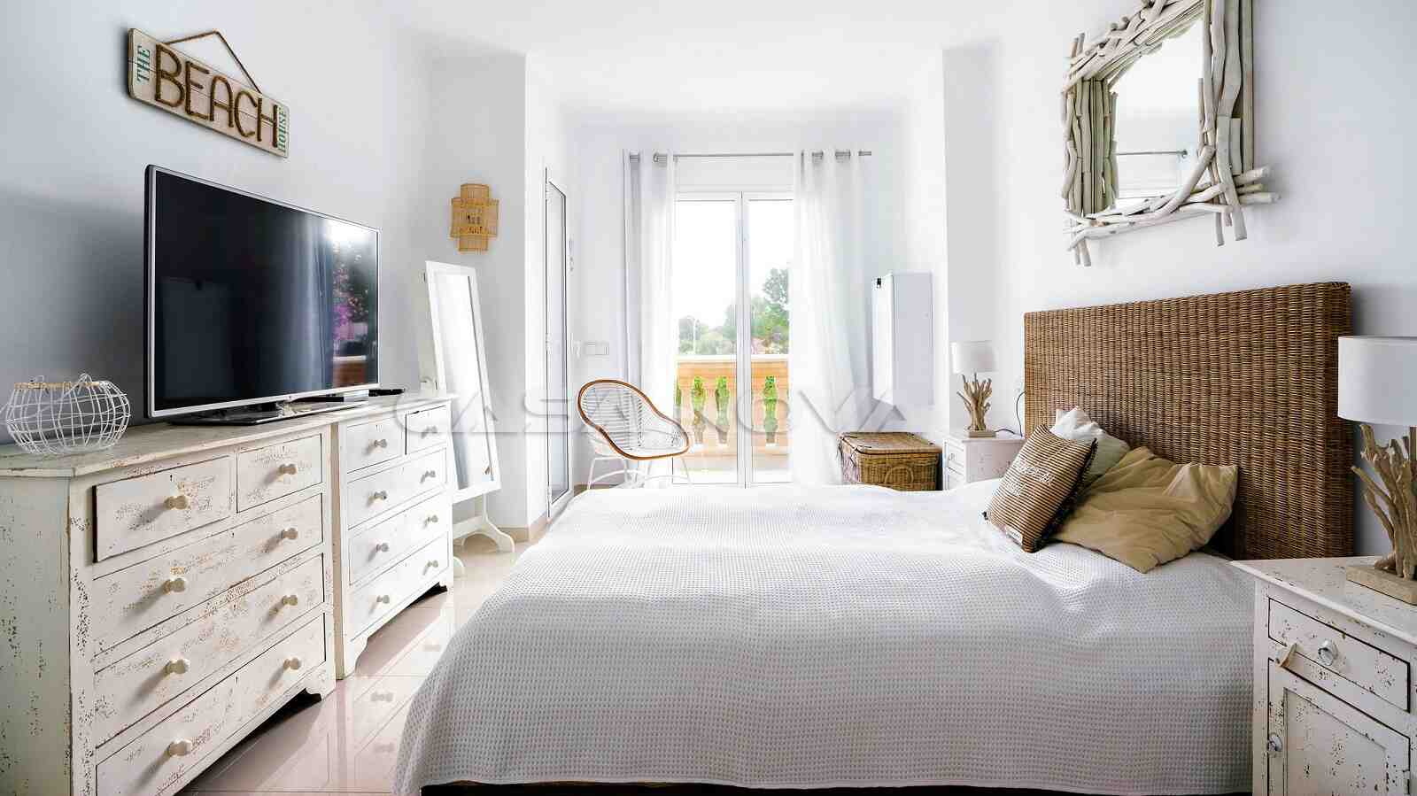 Ref. 2303031 - Gemütliches Doppelschlafzimmer mit Terrasse