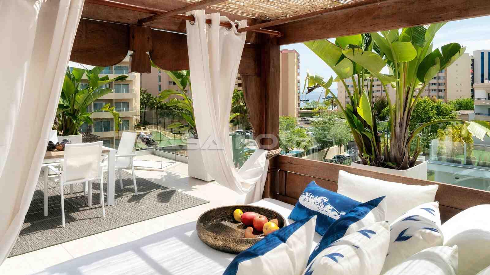 Modernes Mallorca Apartment mit schönem Ambiente
