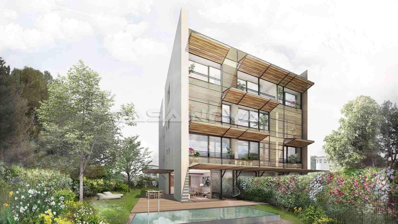 Exklusive Neubauanlage in toller Wohngegend