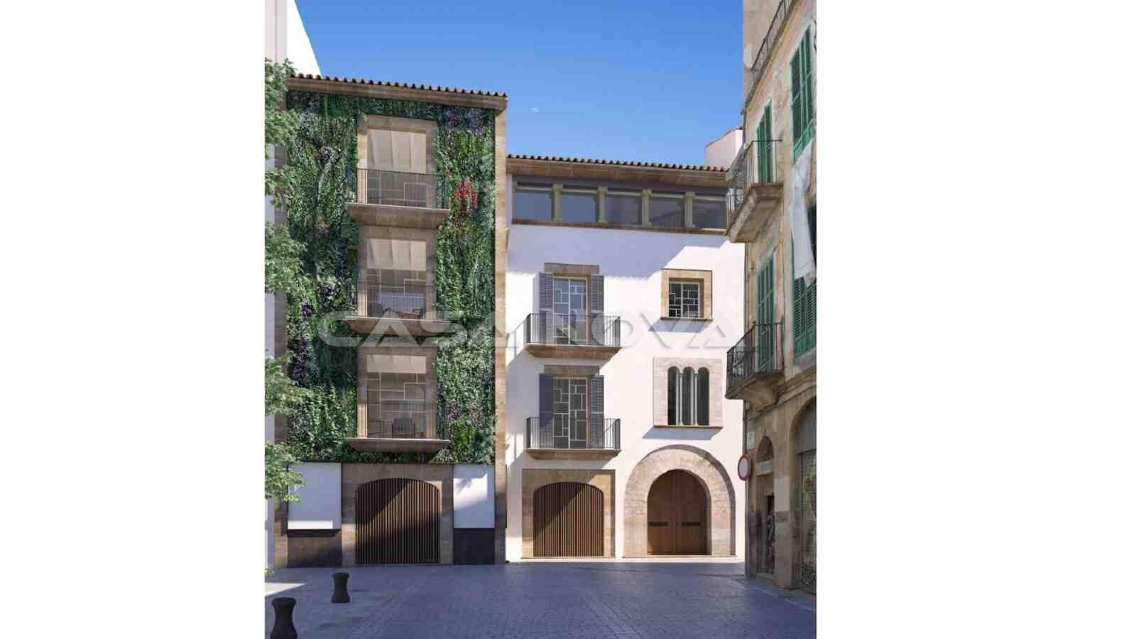 Historisches Gebäude aus dem 17ten Jahrhundert