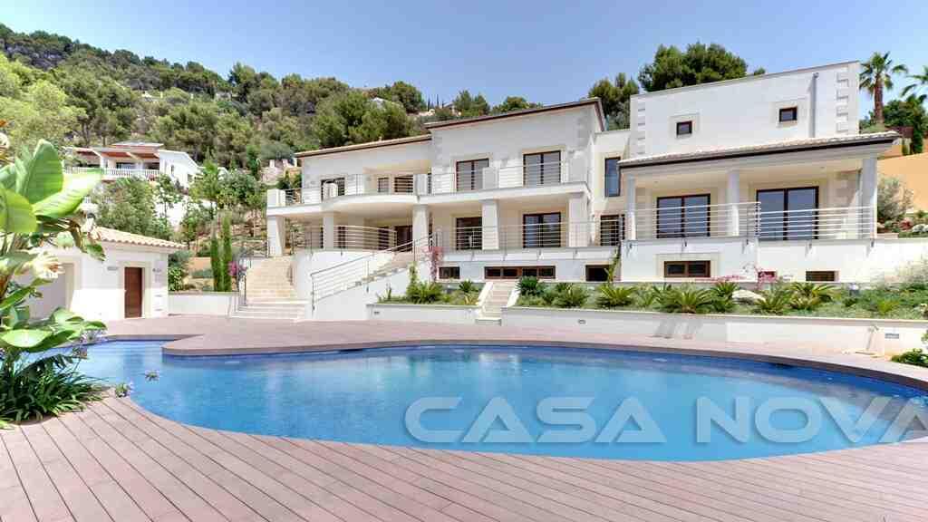 Mallorca Anwesen mit traumhaftem Pool und Sonnenterrassen