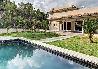 Attraktive Villa mit hochwertiger Ausstattung nahe Badebuchten
