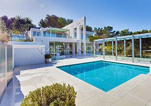 Premium Architektenvilla Mallorca im minimalistischen Stil
