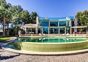 Luxusimmobilien : Beeindruckende Villa mit  Meerblick