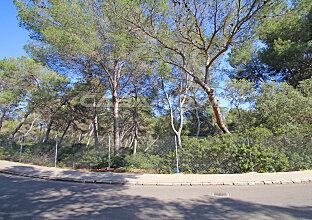 Voll erschlossenes Baugrundstück in Strand- und Golfplatznähe