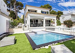 Modernisierte Mallorca Villa in Nähe Yachthafen Port Adriano