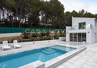 Ideal für Familien: Renovierte Villa mit Pool im Südwesten