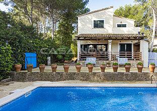 Herrliche Villa Mallorca mit Pool in Strand- und Yachthafennähe