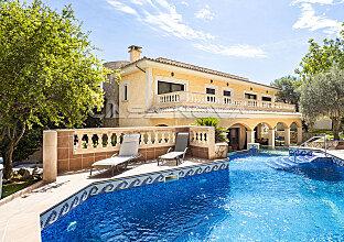 Große Mallorca Villa mit Pool in beliebter Wohngegend