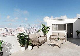 Modernes Duplex- Penthaus im Herzen der Inselhauptstadt