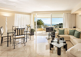 Beeindruckendes Apartment mit Meerblick und Landschaftsblick