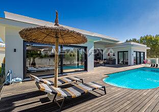 Designer Villa Mallorca von bester Qualität in erhöhter Villenlage