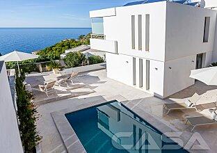 Hochmoderne Mallorca Villa in fantastischer Lage