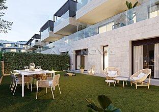 Neubau- Projekt: Gartenapartment in moderner Wohnresidenz