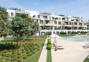 Mallorca Apartment in einer exklusiven Neubauanlage
