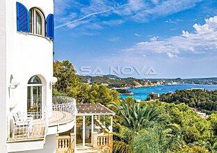 Einzigartige Mallorca Villa mit grandiosem Panorama- Meerblick